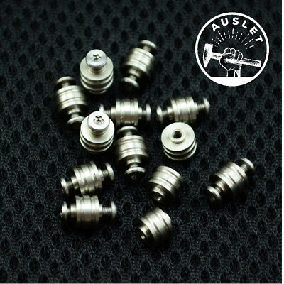 Knife Bearing Handle Screw Rivets - 2 Sizes