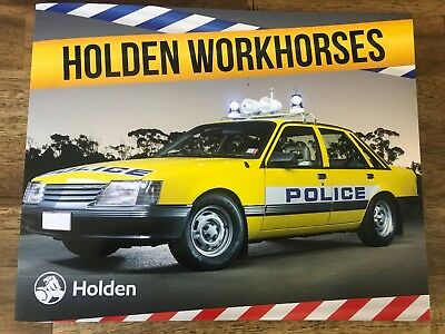 2018 Holden Workhorses Vehicles Collector Stamp Pack Collection Stamps NEW