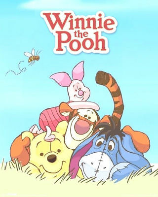 The New Adventures of Winnie The Pooh - The Complete Series [DVD]