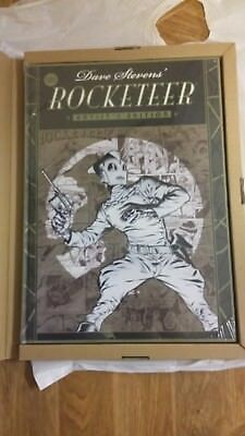 Rocketeer artist's edition - IDW - GRAND FORMAT - NEUF sous Scello - RARE
