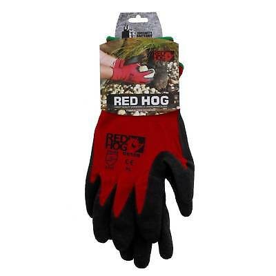 XLarge Ninja Flex (Redback) Gloves 15 Gauge Breathable Nylong Maximum Comfort