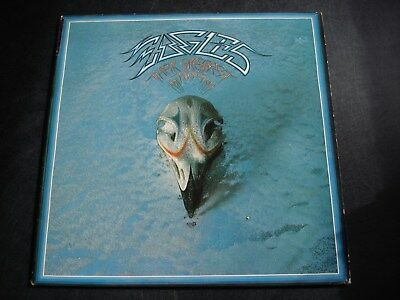 The Eagles Their Greatest Hits 1971-1975 Lp Record