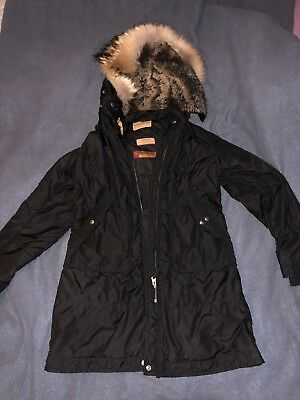 parajumpers long bear schwarz