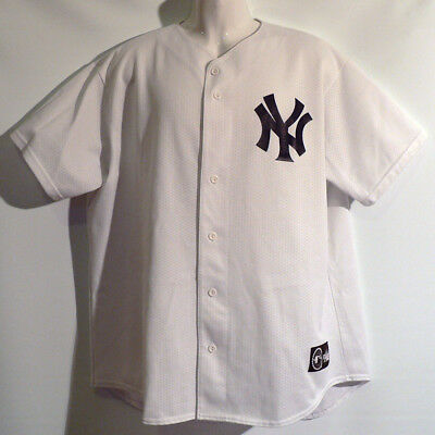 New York Yankees Trikot / Jersey - #35 Mike Mussina - Majestic XL - MLB Baseball