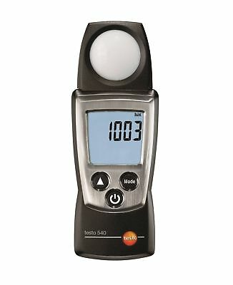 testo 540 - Lux Meter 0560 0540 (original Testo not Chinese made)