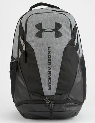 Under Armour UA Hustle 3.0 Backpack Grey. New, Authentic, FREE SHIPPING