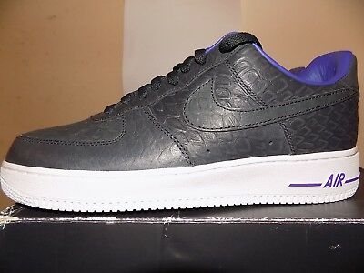 new arrival 69c22 7be18 Nike Air Force 1 Low Premium Anthracite anthracite Mamba 10.5 New