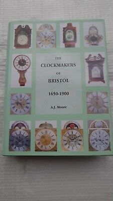 The clockmakers of Bristol book