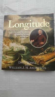The illustrated Longitude, Sobel and Andrews