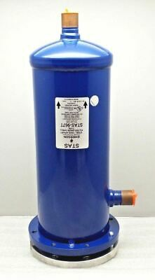 "New Emerson Stas-967T Steel Take-Apart Filter-Drier Shell 7/8"" 053010 Stas"