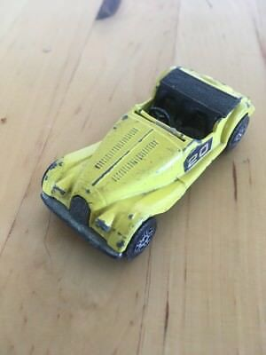 CORGI JUNIORS MORGAN Plyis 8 WHIZZYWHEELS Diecast Car 1/43 Great Britain