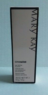MARY KAY Timewise Age-Fighting Lip Primer .05oz NEW