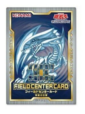 Yu-Gi-Oh Field Center Card Blue-Eyes White Dragon Japanese