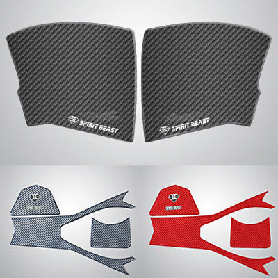 5D Waterproof Motorcycle Oil Gas Fuel Tank Pad Protector Sticker Decal For Honda