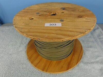 (303) Optical Cable Corp Fiber Optic..62.5/125UM..A01-040E-W3SB/1UC/900mil..824'