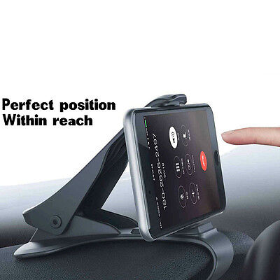 Car HUD Dashboard Mount Holder Stand Bracket For GPS Universal Mobile Cell Phone