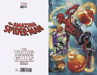 AMAZING SPIDER-MAN #798 Young Guns Variant NM 1st Appearance Red Goblin 2018