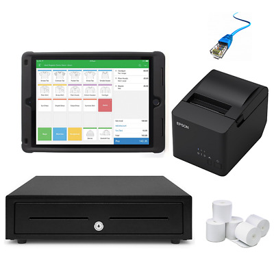 Vend iPad Compatible POS Hardware with Kensington Blackbelt Rugged Case Stand...