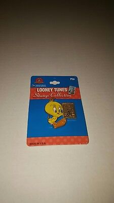 Looney Tunes Stamp Collection Pin Tweety Bird