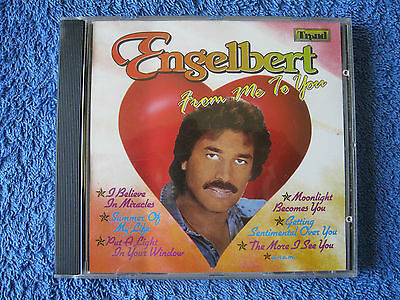 Musik CD Engelbert From Me To You Peace Of Mind Look At Me Harbour Lights