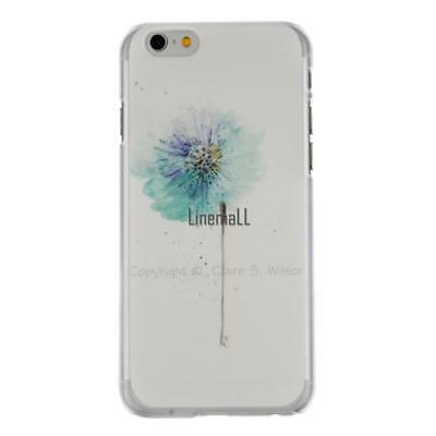 Ultra Thin Hard Shock-proof Flower Pattern Mobile Phone Cases For Iphone LM 02