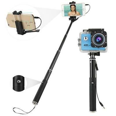 Selfie Stick Extendable Adjustable Mini Telescopic Handheld Monopod Foldable NEW