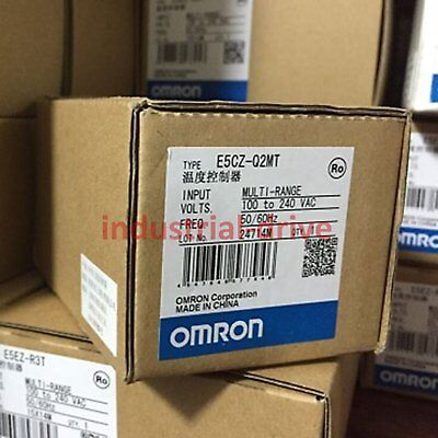 New Omron Temperature Controller E5CZ-Q2MT E5CZQ2MT 100-240VAC 1 year warranty