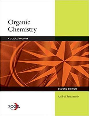 [PDF] Organic Chemistry A Guided Inquiry 2nd Edition by Andrei Straumanis