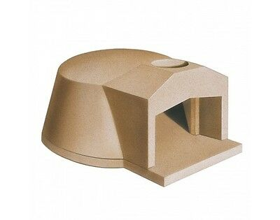 Napoli Precast Refractory Dome Pizza Oven For Indoor & Outdoor Use