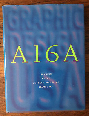 Graphic Design USA: 16 The Annual of the American Institute of Graphic Arts