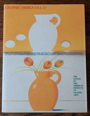 Graphic Design USA: 17 The Annual of the American Institute of Graphic Arts
