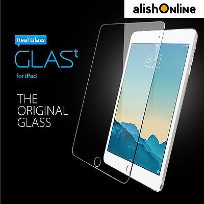 100% Genuine Tempered Glass For Apple iPad 9.7 2018 New Film Screen Protector