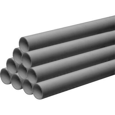"""PVC Pipe - Imperial Pressure Pipe 1/2"""" to 4"""" - For ponds, aquariums, swimming..."""