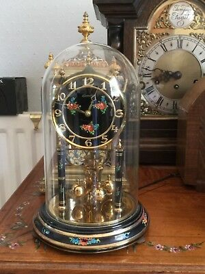 Kunde 400 day clock with key