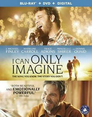 I Can Only Imagine (bd/dvd Combo) - Blu-Ray Region 1 Free Shipping!