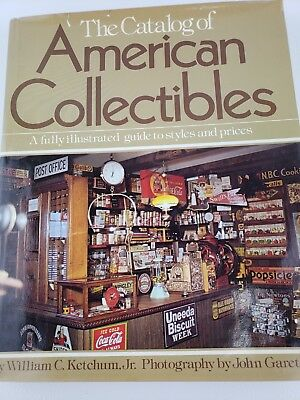 The Catalog of American Collectibles William C. Ketchum Jr. 1979 Styles Prices