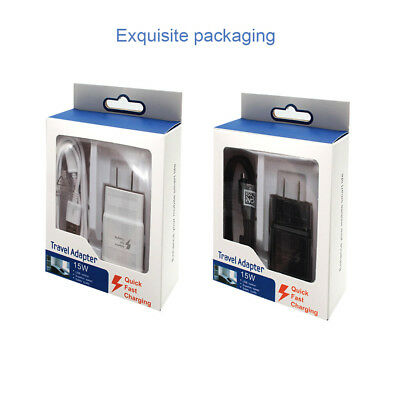 Original Adapter Fast Wall Travel Charger For Samsung Galaxy S7 S6 Edge Note 5/4