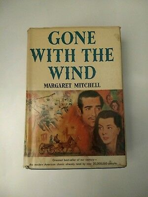 Gone with the Wind by Margaret Mitchell (1964, Hardcover) Book Club Edition