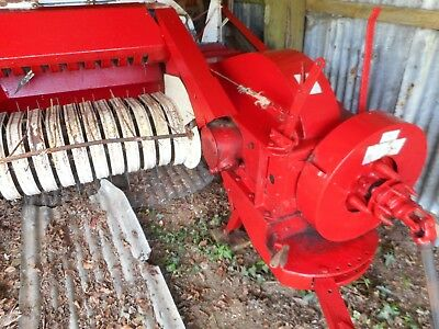 Vintage Jones Baler for small conventional bales