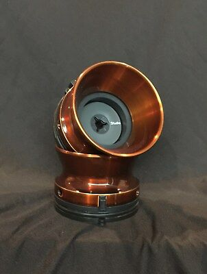 Copper Color Aluminium NAB Hub adapters for Studer Revox  Akai MADE IN USA
