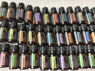 doTerra ESSENTIAL OIL New & Sealed W/free EO carrying case when order 3 or more