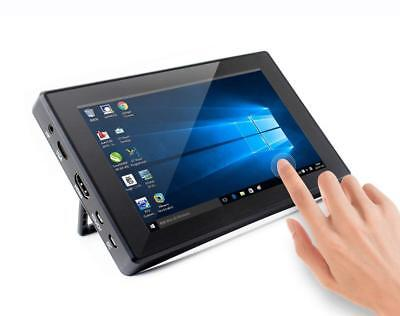 waveshare 7inch HDMI LCD H with case 1024x600 Resolution Monitor IPS Capacitive