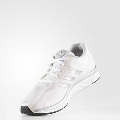 6505b306a686d adidas Mana Bounce 2 W Aramis White Silver Women Running Shoes B39027 Size  10.5
