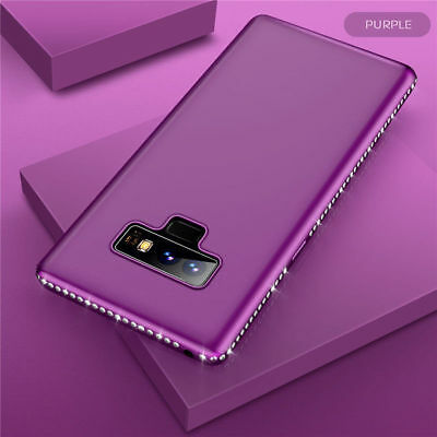 Ultra Thin Soft Bling Glitter Diamond Phone Case Cover For Samsung Galaxy Note 9