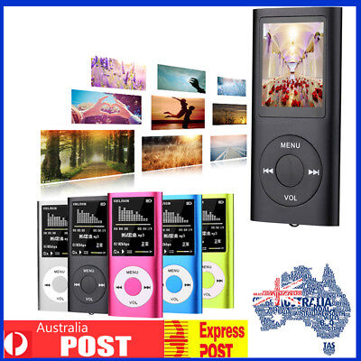 "iPod Style 32GB MP3 MP4 Portable 1.8"" LCD Music Video Media Player + FM Radio GL"