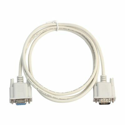 RS232 9-Pin Male To Female DB9 PC Converter Extension Cable Connector Cord FH