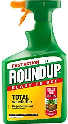 Fast Action Weedkiller Ready To Use Spray, 1 L-91889