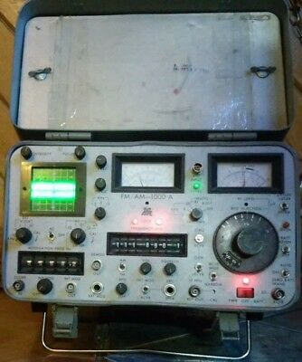 IFR AM/FM 1000A Communications Service Monitor