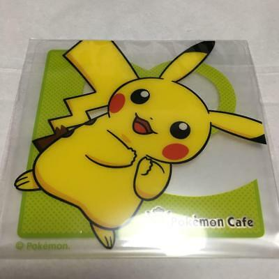 Pikachu Pokemon Cafe Coaster F / S