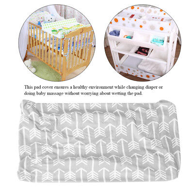 Pleasing Soft Baby Changing Table Pad Cover Toddler Protective Mattress Crib Bed Sheet Mf Download Free Architecture Designs Rallybritishbridgeorg